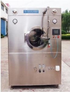 High-Efficiency Film Coating Machine (PT-Bgb-40)