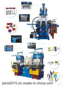 Vacuum Rubber Silicone Molding Processing Machine for Auto Parts pictures & photos