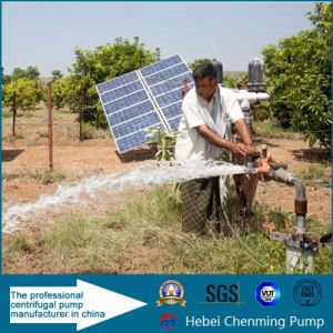 DC 24V Small High Pressure Submersible Solar Water Pumps for Well pictures & photos