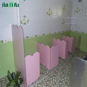 Jialifu Cute Kindergarten Toilet Cubicle pictures & photos