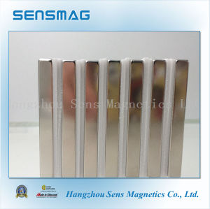 Permanent NdFeB N45sh Magnet Professional for Generator Without Brush pictures & photos