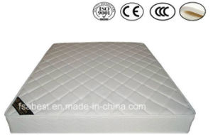 High Quality Latex Pocket Spring Mattress ABS-B889 pictures & photos