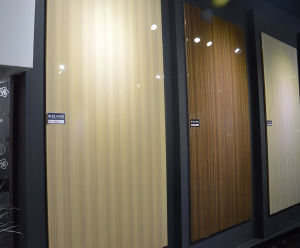 High Gloss UV Painted Panel MDF pictures & photos