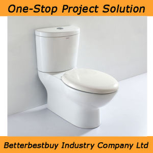 Ceramic S-Trap Toilet pictures & photos