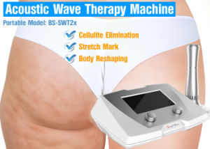 Acoustic Shockwave Therapy Body Cavitation Fat Reduction Machine pictures & photos