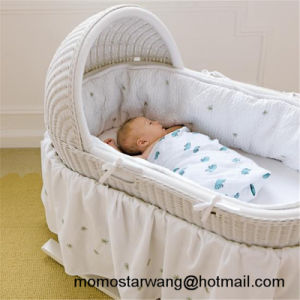 Wholesale Promotional Baby Muslin Blanket Swaddle Blanket with Elegant Design pictures & photos