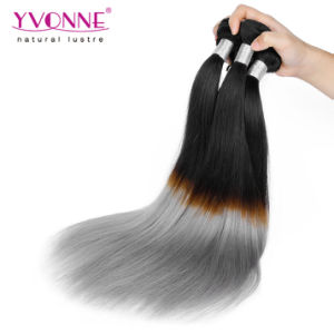 Fashion Human Hair Wholesale Ombre Hair Weaves pictures & photos