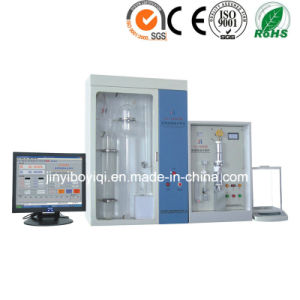 High Intelligent Function Carbon & Sulfur Analysis Instrument pictures & photos