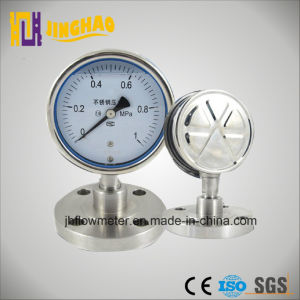 Gas Pressure Meter for Chlorine Gas (JH-YL-TNBE) pictures & photos