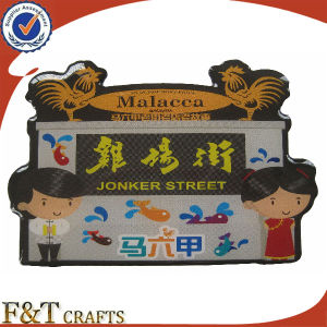 Decorative Promotional Full Printing Resin Fridge Magnet (FTFM2253A) pictures & photos