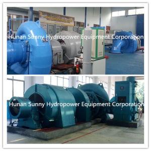 Horizontal Hydropower Turbine Generator 3~7.5MW / Hydropower / Hydro (Water) Turbine-Generator pictures & photos