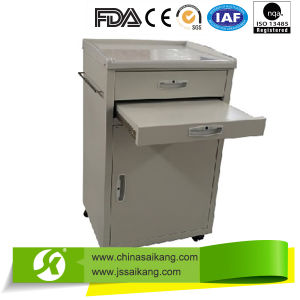 High Quality Hospital Medical ABS Beside Cabinet pictures & photos