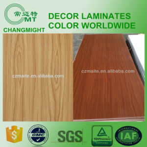 High Pressure Laminate Board/Modern Kitchen Cabinet pictures & photos