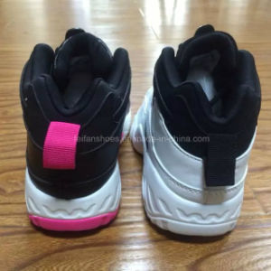 New Style High Quality Unisex Sneaker Basketball Shoes (B155) pictures & photos