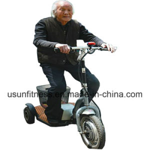 16inch 3 Wheels off Road Electric Mobility Scooter with Ce pictures & photos