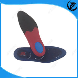 EVA Adult Flat Foot Arch Support Orthotics Orthopedic Insoles pictures & photos