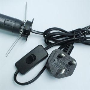 Salt Lamp Power Cord Salt Lamp Extension Cord pictures & photos