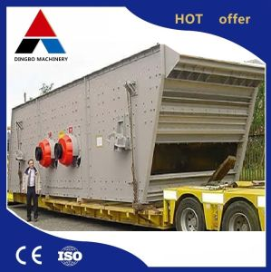 Sand Vibrating Screen Plant pictures & photos