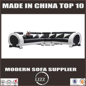 Black&White Color Living Room Furniture (LZ-824) pictures & photos