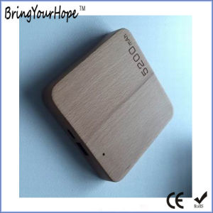 5200mAh Wooden Powerbank in Beech Frame (XH-PB-129) pictures & photos
