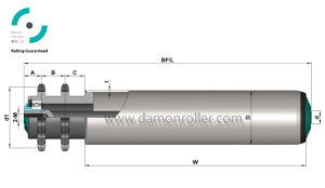 Universal Steel Sprocket Converoy Roller (2411/2421) pictures & photos