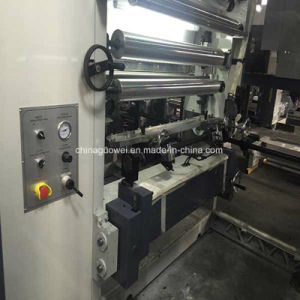 Computer Control Automatic Multicolor Rotogravure Printing Machine for Plastic Film pictures & photos