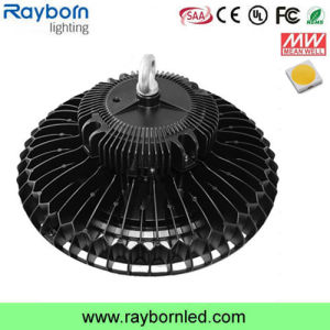 140lm/W Output IP65 200W UFO LED High Bay Light pictures & photos