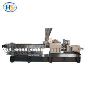 Tse-65 PVC Granule Making Machine for Black Masterbatch pictures & photos