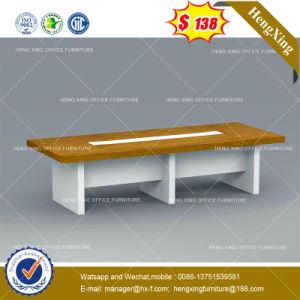 Classic Design Cheap China Glass Office Desk (HX-8NE054) pictures & photos
