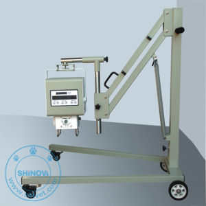 High-Frequency Portable Vet X-ray Unit (PX20V) pictures & photos