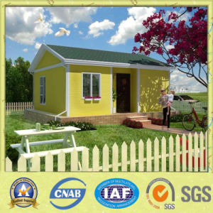 Steel Frame Modular Home Design pictures & photos