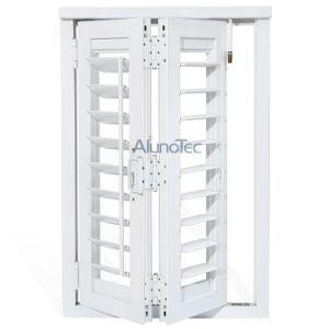 Aluminium Plantation Shutter Window and Door pictures & photos