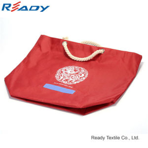 Customized Logo Promotional Carrying Cotton Bag pictures & photos