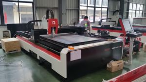300W-4000W CNC Stainless Steel Metal Fiber Laser Cutting Machine pictures & photos