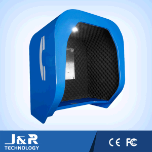 Industrial Telephone Booth, Acoustic Booths, Sound-Proof Booth pictures & photos