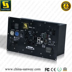 D3 1800W+900W+900W@4ohms 3CH Class D Active Amplifier Module with DSP for Line Array System pictures & photos
