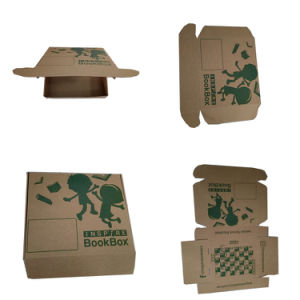 Custom Printing Corrugated Cardboard Boxes for Packing, Shoes Box pictures & photos