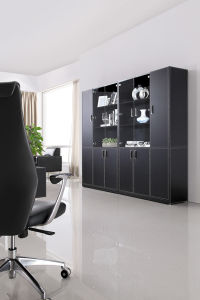 Modern High Quality Leather Filing Cabinet (G07b) pictures & photos
