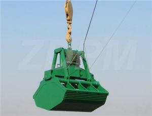 Customizable Electric Motor Grab Bucket Using for Crane