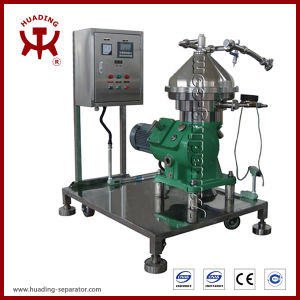 High Separation Separation Effect Disc Centrifuge for Pharmaceutical Biotechnology pictures & photos