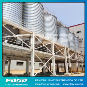 High-Tech Brand Standard Poultry Feed Silo pictures & photos