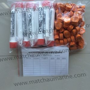 Life Raft Spare Part Identification Tube pictures & photos