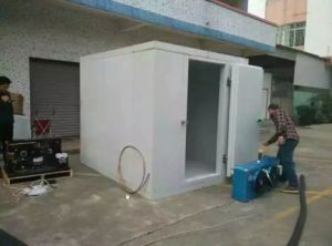 Vacuum Foaming Walk-in Cold Room Supply for Food (CM-01) pictures & photos
