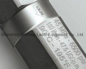Portable Mopa Metal Fiber CO2 Laser Wood Engraving Marking Machine pictures & photos