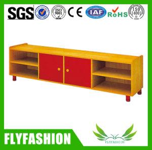 Daycare Furniture Wooden Kids Storage Cabinet for Kindergarten (SF-110C) pictures & photos