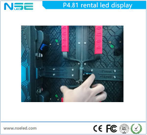 P3.91, P4.81, P5.95SMD Outdoor Rental LED Display LED Screen pictures & photos