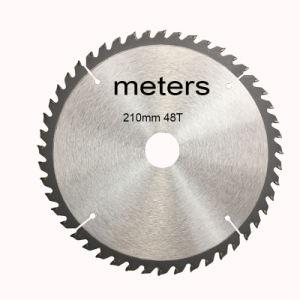 210mm 48 Teech Carbide Tipped Aluminum Cutting Circular Saw Blades pictures & photos