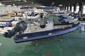 Funsor Rib Boat with Ce 2013 Directive (FQB-R600) pictures & photos