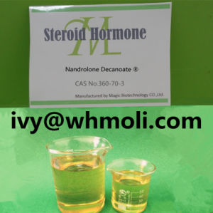 Strongest Semi-Finished Oil Deca Durabolin Nandrolone Decanoate 250mg/Ml pictures & photos