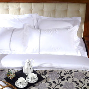 Cotton Plain China Factory Hospital Bedding pictures & photos